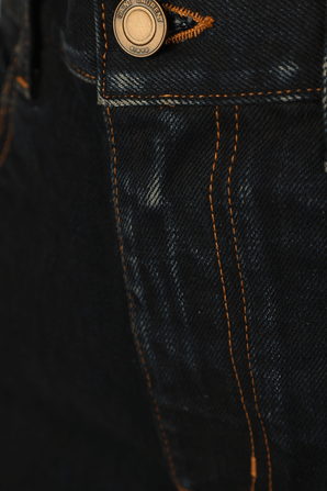 מכנסי ג'ינס בגזרת סקיני בשטיפה כהה SAINT LAURENT