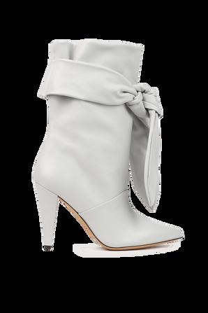 Nori Boots in White IRO