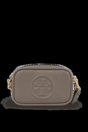 Perry Bomb Mini Bag in Grey TORY BURCH