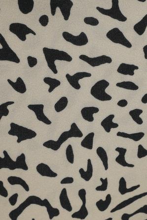 Ur An Animal Bikini Bottom in Leopard VOLCOM