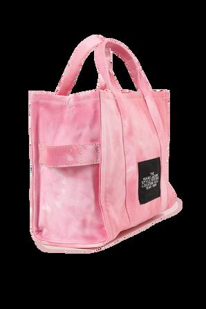 The Tie Dye Medium Tote Bag in Pink MARC JACOBS