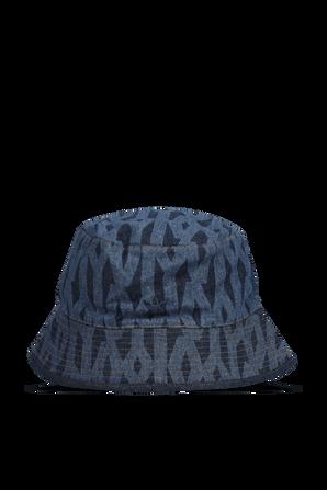 Ivy Park x Adidas Bucket Hat in Dark Blue ADIDAS ORIGINALS