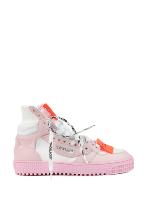 Off-Court 3.0 Sneakers in Pink and White OFF WHITE