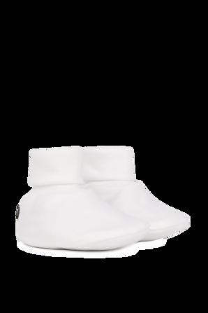 נעלי בית בצבע לבן OEUF NYC