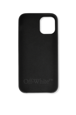 Caravaggio Boy Iphone 12 Case in Black OFF WHITE