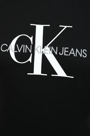 Monogram Logo Tee in Black CALVIN KLEIN