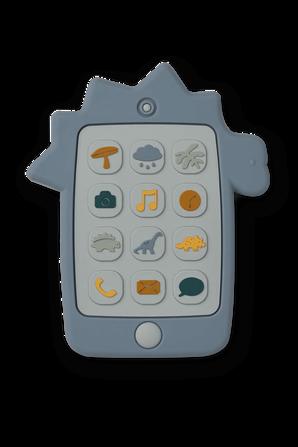 משחק טלפון מסיליקון כחול LIEWOOD