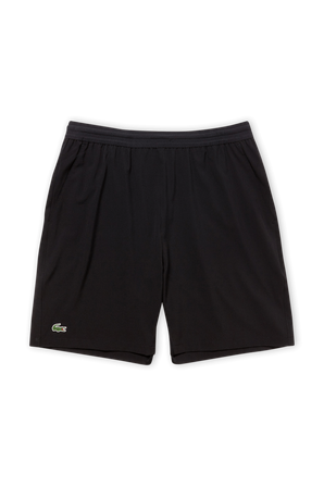 Tennis Stretch Shorts in Black LACOSTE