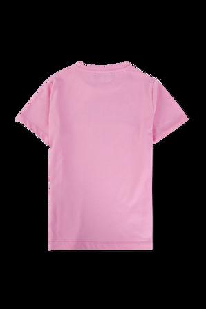 גילאי 8-14 חולצת גיאני ורסצה וורודה VERSACE KIDS