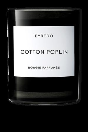 Cotton Poplin Candle 240gr BYREDO