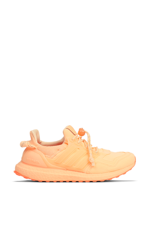 Ivy Park x Adidas Ultra Boost Sneakers in Orange ADIDAS ORIGINALS