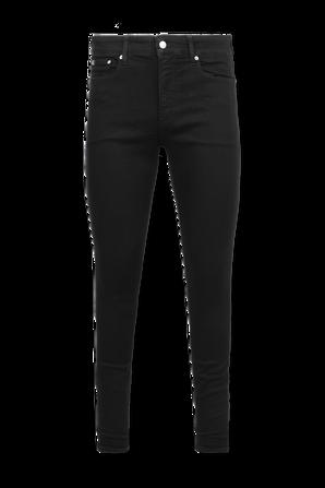 Calvin Klein Jeans Super Skinny Jeans In Black CALVIN KLEIN