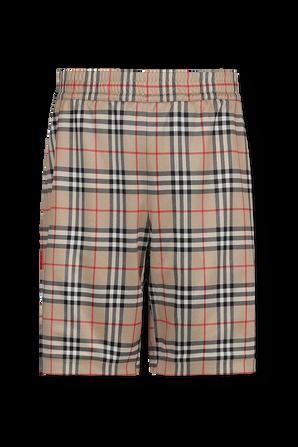 Debson Vintage Check Bermuda Shorts BURBERRY