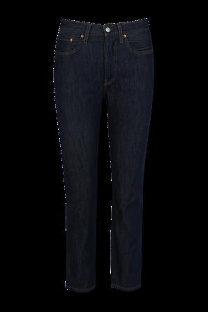 מכנסי ג'ינס 501 בשטיפה כהה LEVI`S
