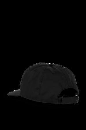 Logo Cap in Black GIVENCHY
