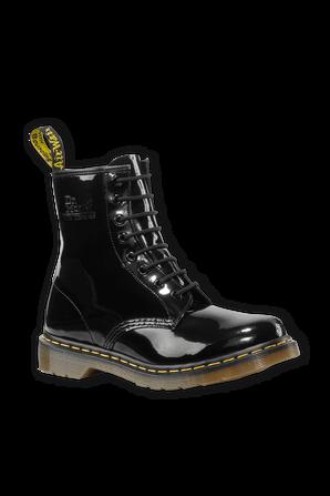Eye Boot Patent Lamper Black DR. MARTENS
