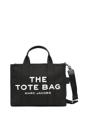 The Small Traveler Tote Bag in Black MARC JACOBS
