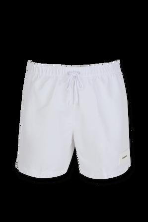 Swim Shorts In White CALVIN KLEIN