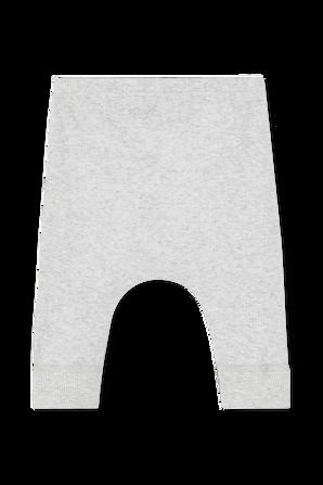 גילאי 1-12 מכנסי טייץ בצבע ורוד בהיר PETIT BATEAU