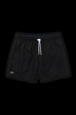 Light Quick-Dry Swim Shorts in Navy LACOSTE