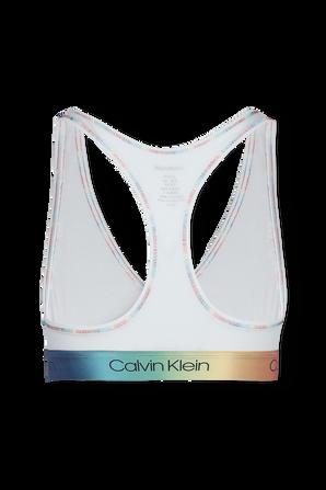 Pride - White Bralette CALVIN KLEIN