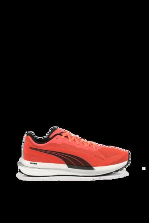 Velocity Nitro Running Shoes in Red PUMA