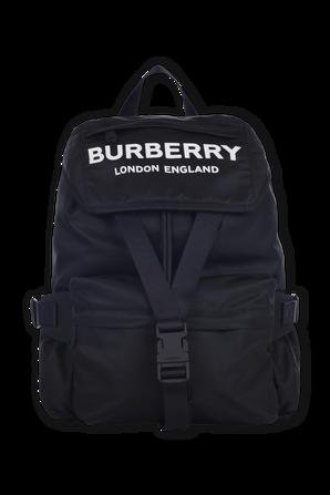Black Backpack BURBERRY