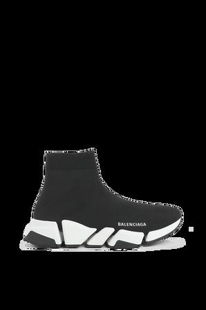Speed 2.0 Sneaker in Black BALENCIAGA
