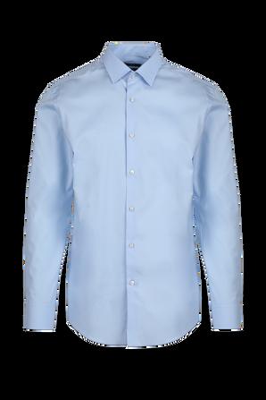 Light Blue Slim Fit Business Shirt BOSS