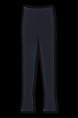 La Pentalon Obiou Pants in Black JACQUEMUS
