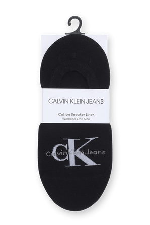 Liners socks in Black CALVIN KLEIN