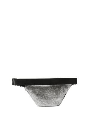 Glittery Waistbag in Silver ADIDAS ORIGINALS