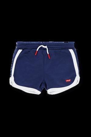 גילאי 4-6 מכנסיים קצרים במראה וינטאג LEVI`S KIDS