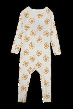 גילאי 3-18 חודשים סט אוברול קצר וארוך שמש STELLA McCARTNEY KIDS