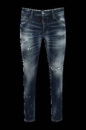 Dark Wash Slim Fit Jeans DSQUARED2