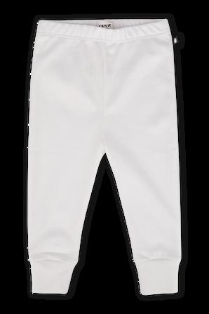גילאי 12-24 חודשים מכנסיים בלבן OEUF NYC