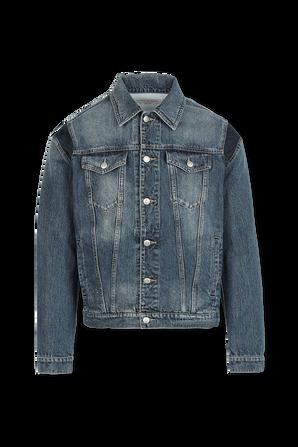 Jacket Jeans in Blue ALEXANDER MCQUEEN