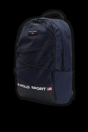 Nylon Polo Sport Backpack in Navy POLO RALPH LAUREN