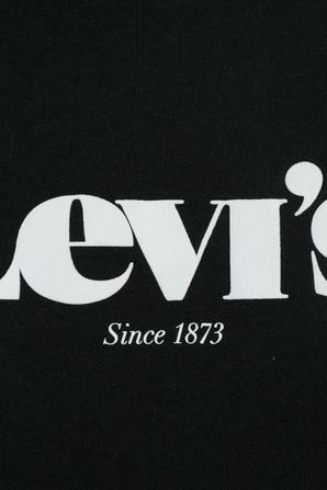Logo T-Shirt in Black LEVI`S