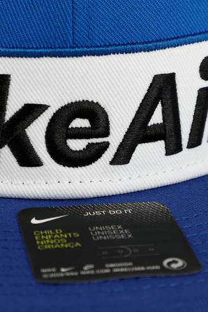 כובע קסקט נייק אייר בכחול ולבן NIKE