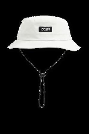 Uv Bucket Hat in White CHINATOWN MARKET