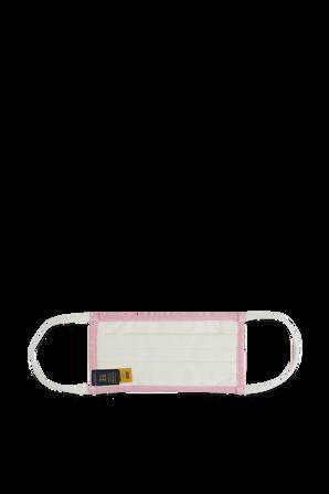 Logo Face Mask in Pink POLO RALPH LAUREN