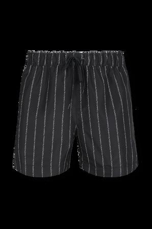 Pinstripe Mid Length Swim Shorts TOMMY HILFIGER