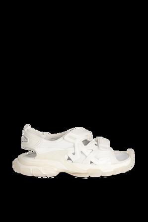 Track Sandals in White BALENCIAGA