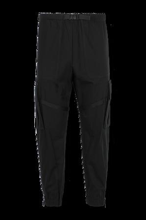 מכנסי קרגרו בצבע שחור OFF WHITE