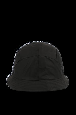 Marina Bucket Hat in Black STONE ISLAND