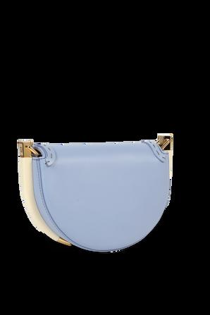 Moonlight Bag in Blue Leather FENDI