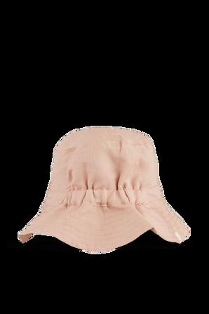 כובע באקט בצבע ורוד LIEWOOD