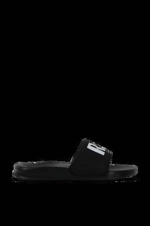 מידות 31-38 סליידרס לוגו בשחור REEF