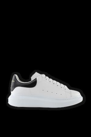 Alexander Mcqueen Leather Sneakers ALEXANDER MCQUEEN